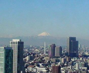 きょうの富士山 08/12/15