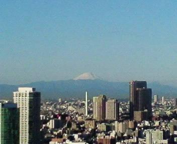 きょうの富士山 09/01/06