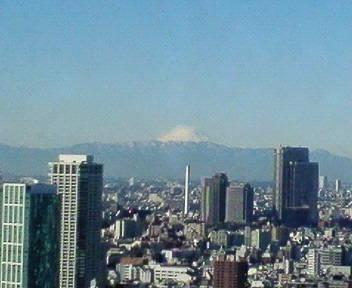 きょうの富士山 09/01/13