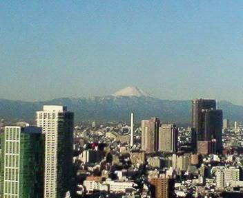 きょうの富士山 09/01/14