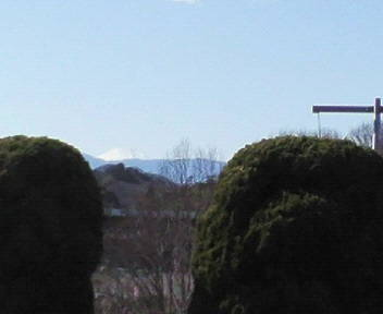 きょうの富士山 09/02/01
