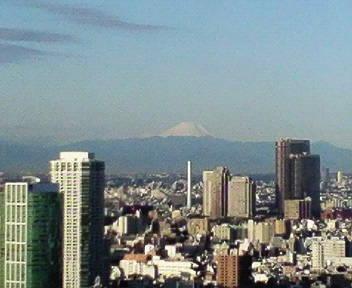 きょうの富士山 09/02/02