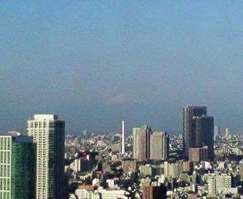 きょうの富士山 09/02/06