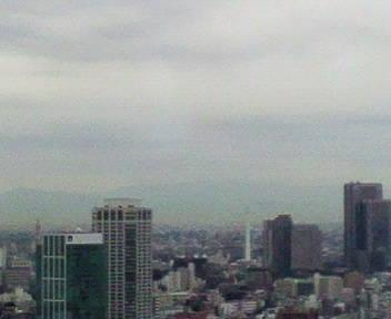 きょうの富士山 09/02/09