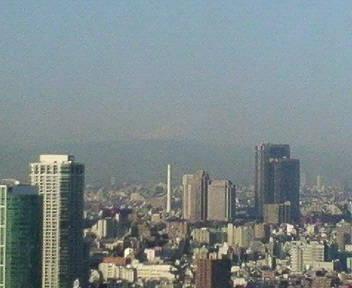 きょうの富士山 09/02/10