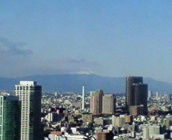 きょうの富士山 09/02/18