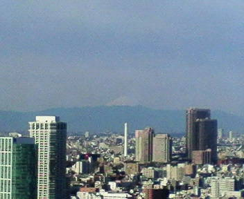 きょうの富士山 09/02/19