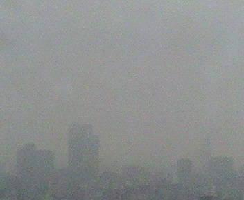 きょうの富士山 09/02/27