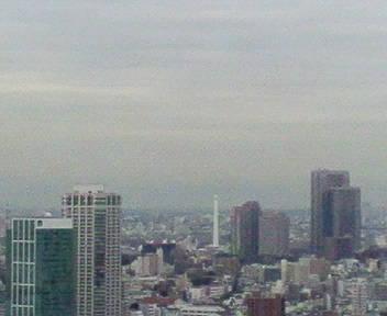 きょうの富士山 09/03/03