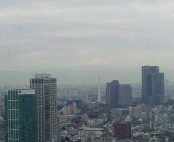 きょうの富士山 09/03/10