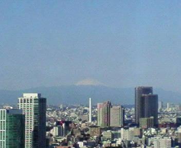 きょうの富士山 09/03/12