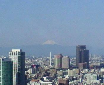 きょうの富士山 09/03/23