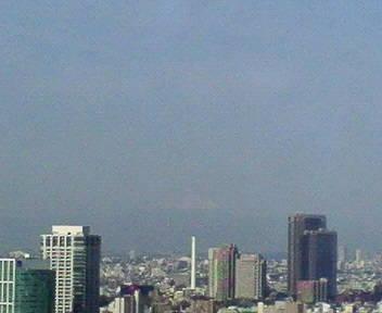 きょうの富士山 09/04/03