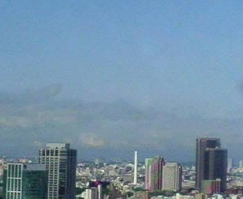 きょうの富士山 09/04/22