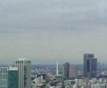 きょうの富士山 09/04/24
