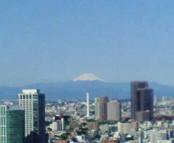 きょうの富士山 09/04/27