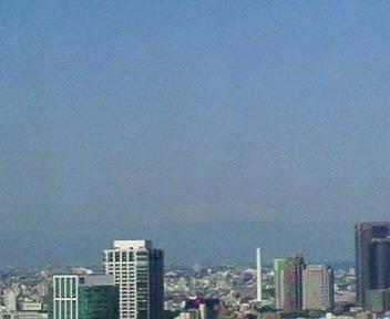 きょうの富士山 09/04/28
