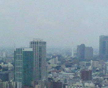 きょうの富士山 09/06/03