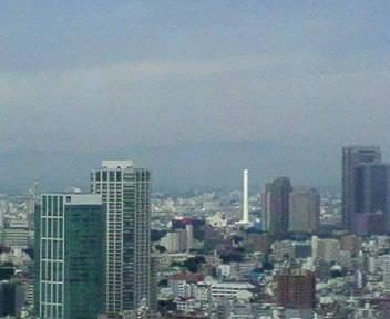 きょうの富士山  09/06/23