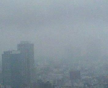 きょうの富士山  09/06/30