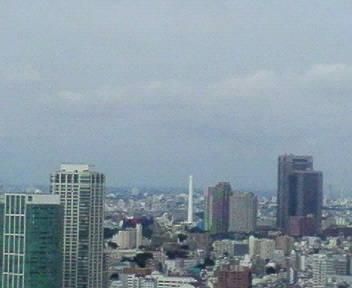 きょうの富士山 09/07/09