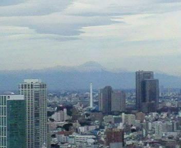 きょうの富士山 09/07/13