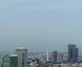 きょうの富士山 09/07/14