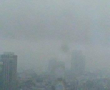 きょうの富士山 09/07/22