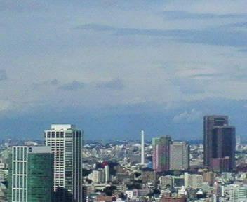 きょうの富士山 09/07/27