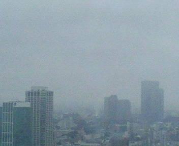 きょうの富士山 09/08/04