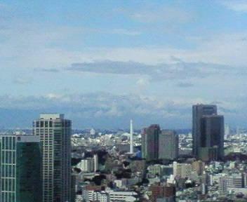 きょうの富士山 09/08/07