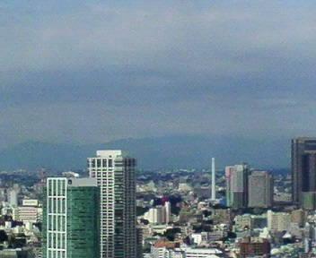 きょうの富士山 09/08/25