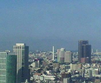 きょうの富士山 09/08/28