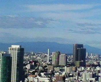 きょうの富士山 09/10/09