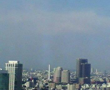 きょうの富士山 09/10/20