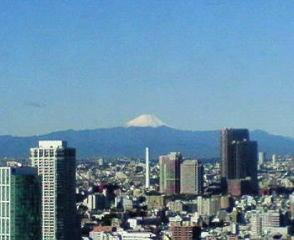 きょうの富士山 09/10/27
