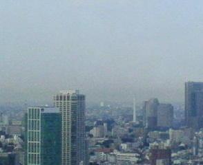 きょうの富士山 09/10/28