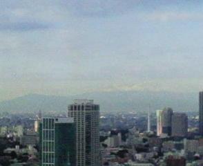 きょうの富士山 09/11/04