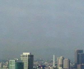 きょうの富士山 09/11/05