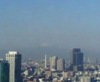 きょうの富士山 09/11/06