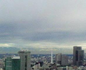 きょうの富士山 09/11/18