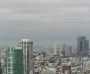 きょうの富士山 09/11/19