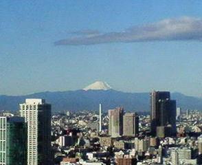 きょうの富士山  09/12/04