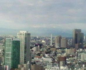 きょうの富士山 09/12/07