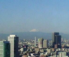 きょうの富士山 09/12/12/08