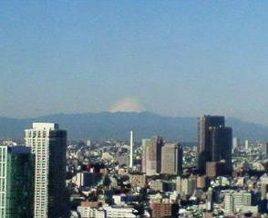 きょうの富士山 09/12/18