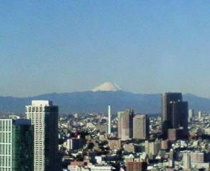 きょうの富士山 09/12/21