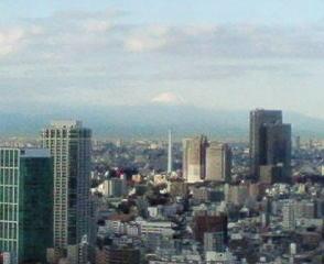きょうの富士山 09/12/22