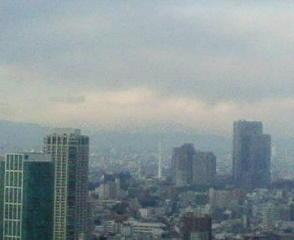 きょうの富士山 10/01/13