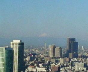 きょうの富士山 10/01/19